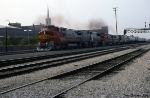 ATSF 581, 338, 535, and 536